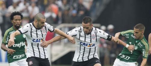 Palmeiras y el Corinthians en prueba de fuego