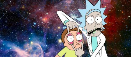 Rick and Morty [Image via El Memo/Flickr]