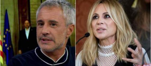 Sergio Dalma y Marta Sánchez en imagen