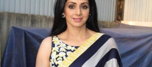 Sridevi - died of a heart attack ... image- indiatimes.com