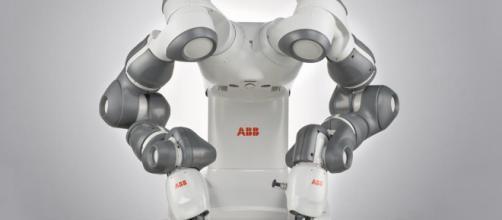 YuMi - Robots industriales ABB.