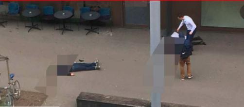 Omicidio-suicidio di una coppia di italiani a Zurigo, davanti agli uffici UBS