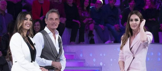 Cecilia Capriotti e Craig Warwick ospiti di Silvia Toffanin a Verissimo