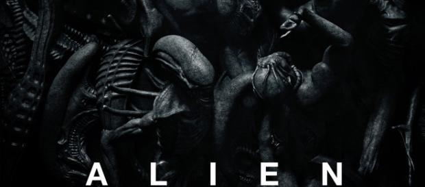 Cueva de la película de Mike: Alien: Covenant (2017) - Comentario - blogspot.com