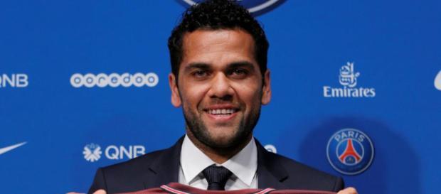 Dani Alves va-t-il quitter le Paris Saint-Germain ?