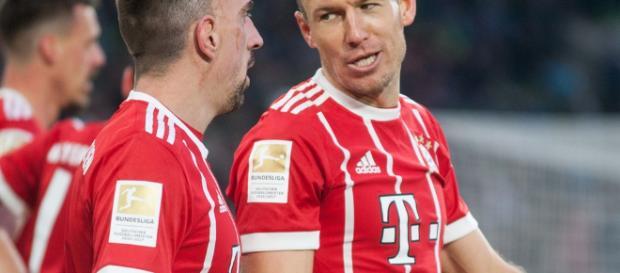 Der FC Bayern München 2018 demnächst wieder ohne Robbery in der Startelf?