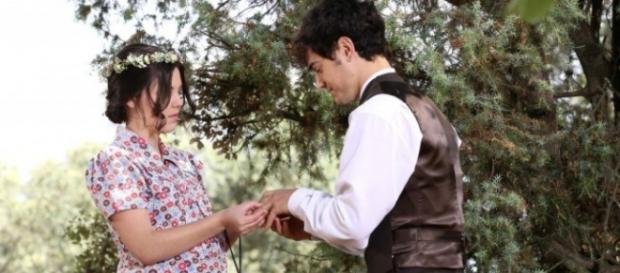 Il Segreto anticipazioni: il lieto fine di Matias e Marcela