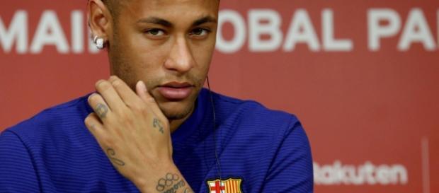 la dura vida sin Neymar - clarin.com