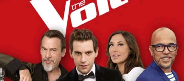 Menbres du jury de The Voice 7 (crédit : Google)