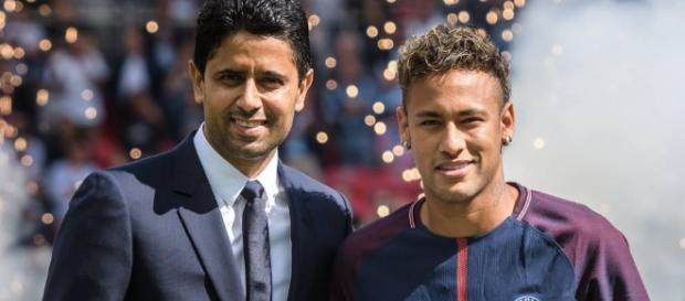 Neymar quiere quedarse en PSG si cumplen sus deseos