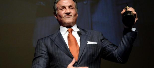 Sylvester Stallone assures fans he is 'alive and well' after death ... - (Image via wsbradio/Youtube screencap)