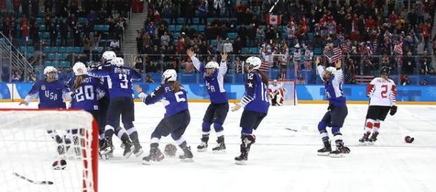 USA vence a Canadá y se proclama campeón del hockey femenino de ... - peru.com