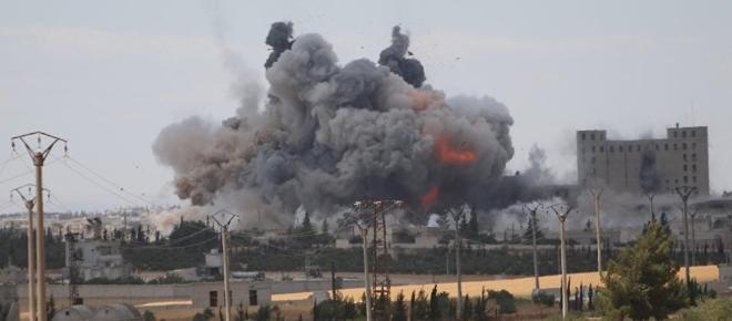 Ataques en Siria ha ocasiona al menos la muerte de 500 civiles
