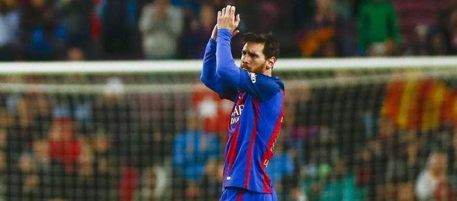 Futbol: Messi descubre un acuerdo secreto que planea el Barcelona