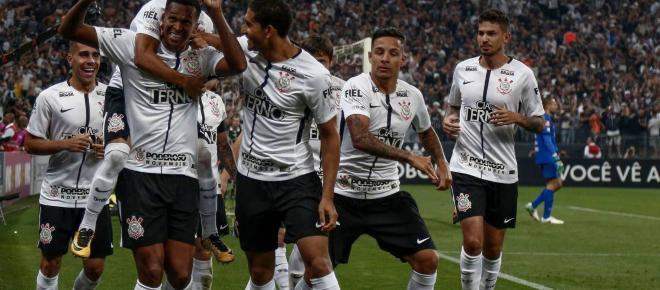 Futbol: El Corinthians anuncia la llegada de un jugador