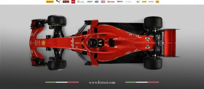 F1: análisis técnico de la Ferrari SF71-H