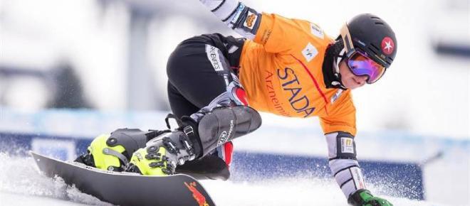 Vic Wild, nacido en EE. UU., Pero haciendo snowboard para rusos