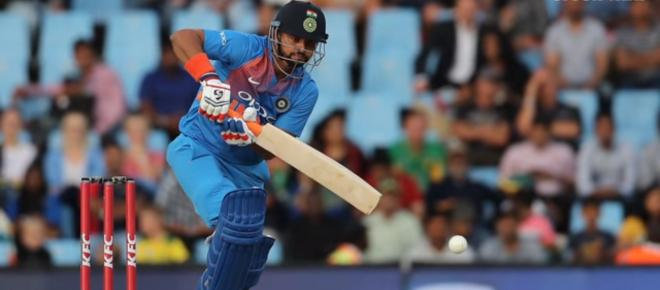 India outplay South Africa to win T20I series