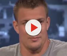 Rob Gronkowski will earn a base salary of $8 million in 2018 (Image Credit: SHOWTIME Sports/YouTube)