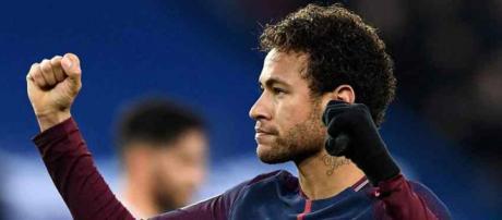 Neymar é a grande estrela do PSG