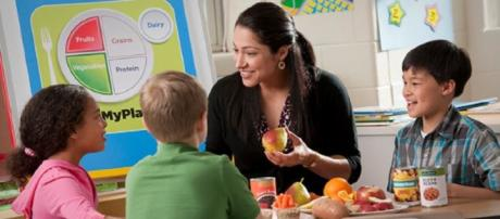 Oral language and literacy development - Image cfedit - PROU.S. Department of Agriculture | Flickr