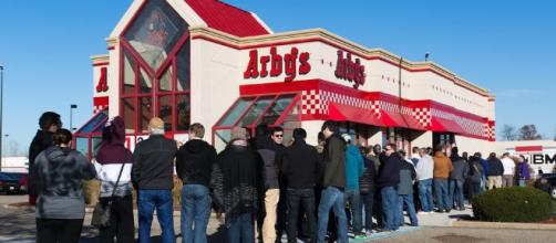 Arby's says possible data breach may impact more than 350,000 ... - mlive.com