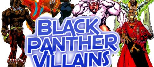 Black Panther vs nuevos villanos