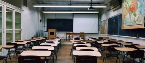 Classrooms may soon become equipped with more than desks. - [Photo by Wakonda Image via Pexels]