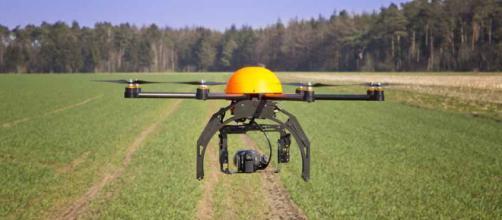 El futuro de la agricultura depende del uso de la tecnología.