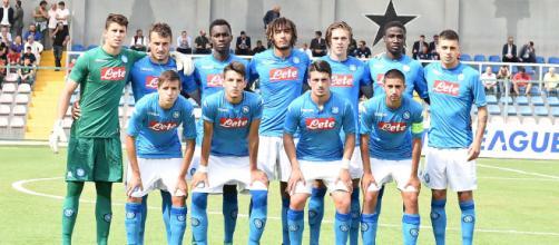 Il Napoli Primavera vince 3 a 2 a Vinovo contro la Juventus.