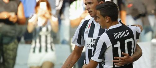 Juventus, Allegri cambia formazione per la gara contro l'Atalanta