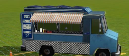 Keiko y los Sims 3: Conoceis el Camión de comida rápida de Bridgeport? - blogspot.com