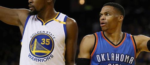 Kevin Durant congratulates Russell Westbrook on MVP award: 'Gotta ... - sportingnews.com