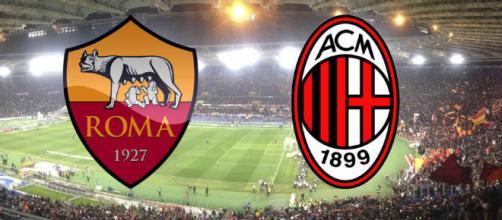LIVE!) ROMA-MILAN, la formazione ufficiale: Schick titolare, Dzeko ... - giallorossi.net