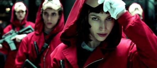 """Netflix : 5 raisons de regarder la série """"La Casa de Papel"""" - public.fr"""