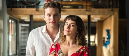 O Outro Lado: Clara e Patrick vão protagonizar o casal 'Clarick'
