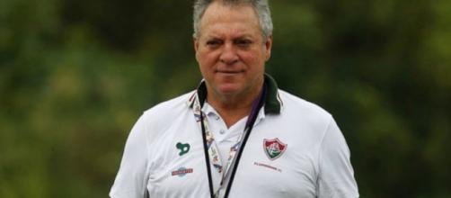 O técnico Abel Braga deu nova cara ao Fluminense nas últimas partidas