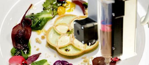 Plato del restaurante Food Ink de Londres