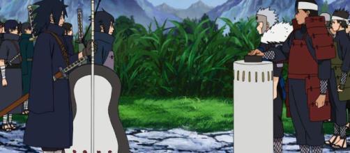 Por esta razón hashirama controlaba este