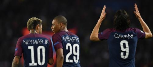 PSG - OM : Les Parisiens s'imposent 3-0 grace à leur trio d'attaque !