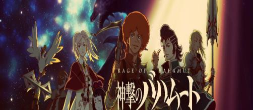 Rage of Bahamut: Genesis the anime