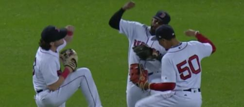 Red Sox look to win, dance, repeat again in 2018 (Plepleus Pye/YouTube Screenshot)