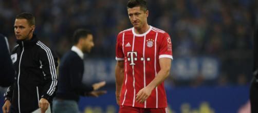 Robert Lewandowski pas intéressé par le Real Madrid !