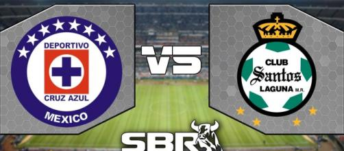 Santos Laguna Vs Cruz Azul -YouTube