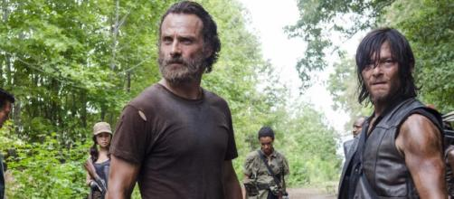 The Walking Dead : La série VS les comics, les 3 changements ... - melty.fr