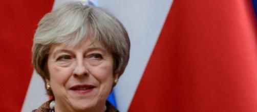 """Una intérprete llama """"señora Brexit"""" a Theresa May en Polonia • El ... - com.ni"""