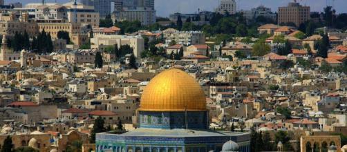 View of Jerusalem. Photo-Image credit xxoktayxx -Pixabay.com