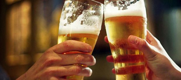 Beer has many health benefits [Image: commons.wikimedia.org]