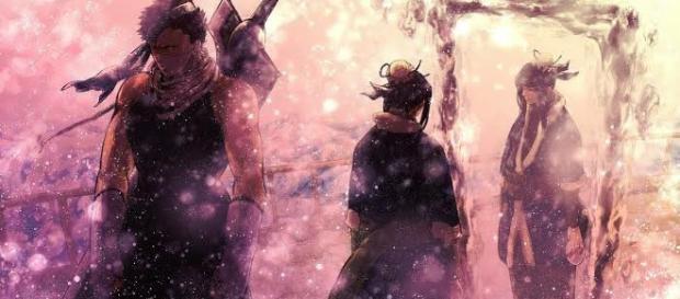 Haku también conocido como el ultimo con kekkei genkai de hielo