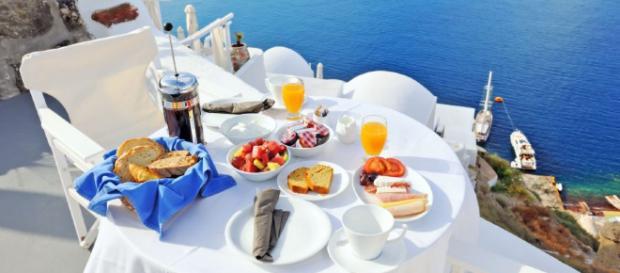 La comida griega es conocida como una de las mejores del mundo